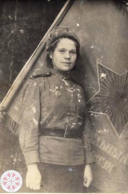 Зинаида Петровна Макаренко