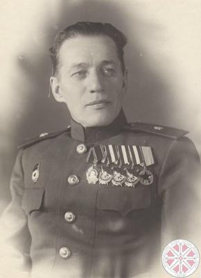 Игнатий Васильевич Простяков