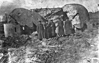 О младшем лейтенанте Красной Армии и о штурме города-крепости