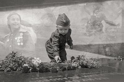 Святая память о войне.