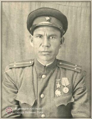 Алексей Степанович Головин