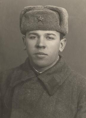 Василий Антонович Севастьянов