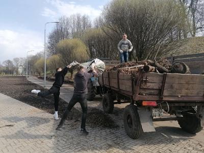 Отчет об итогах реализации программы «Волонтеры культуры», посвященные Всероссийскому дню заботы о памятниках истории и культуры