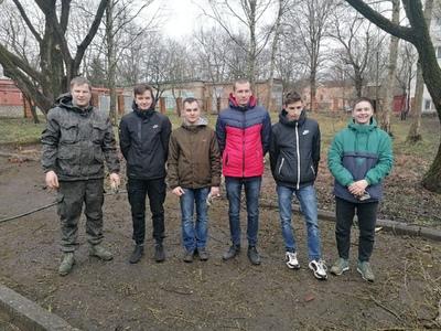 Студенты специальности 23.02.06 активно участвуют в программе «Волонтеры культуры»