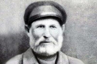 Кузьмин Матвей Кузьмич.