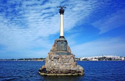 Возвращение на родину. Крым. Севастополь.