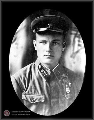 Петр Алексеевич Козлов